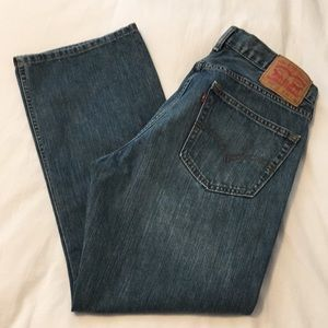 LEVI 559 Relaxed Straight Jeans, 32x30
